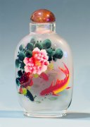 Fishes Snuff Bottles